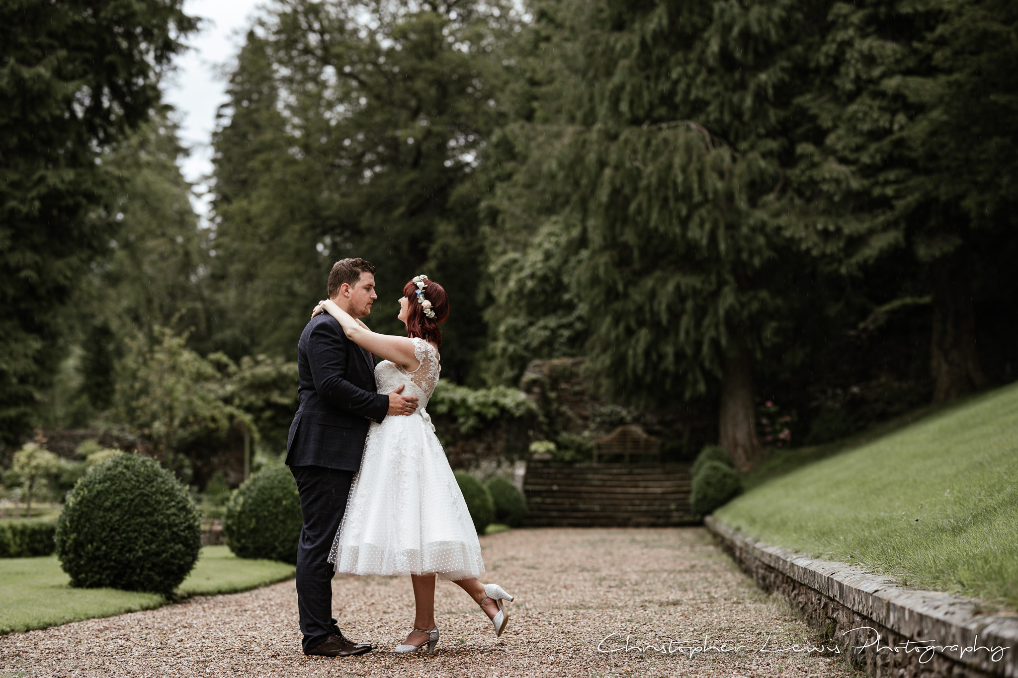 Browsholme Hall Wedding fairytale