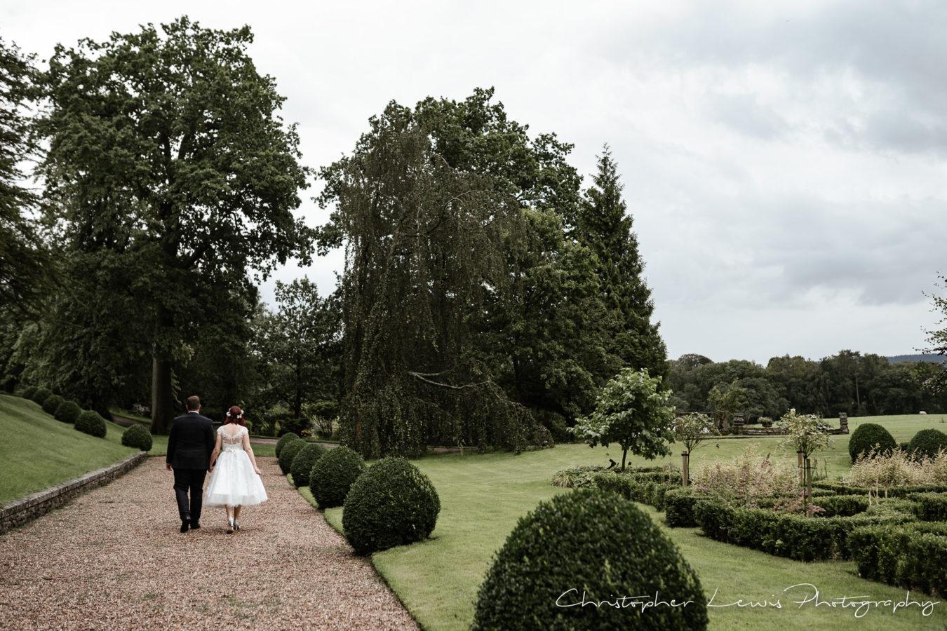 Browsholme Hall Wedding - 67