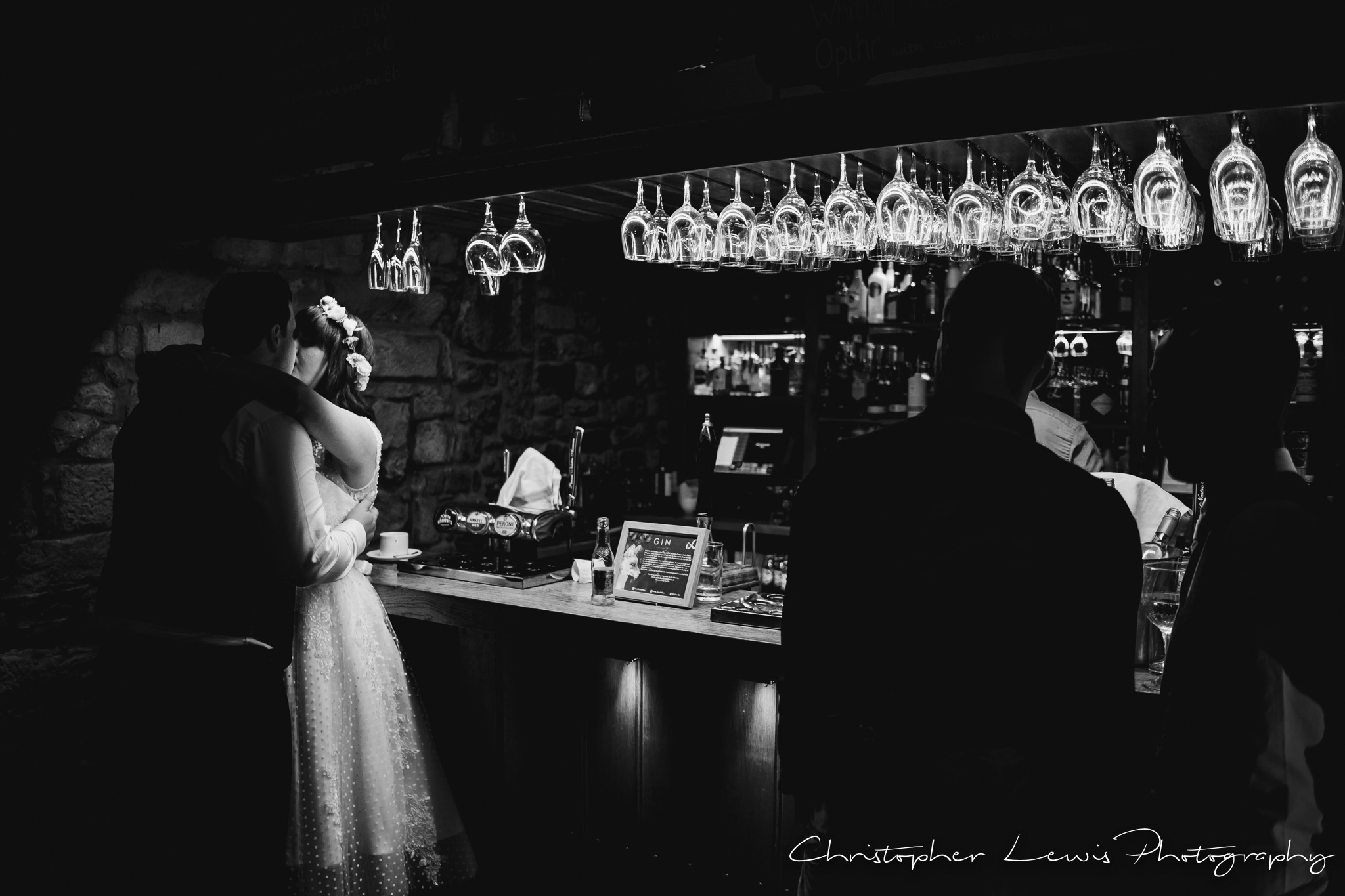 Browsholme Hall Wedding wedding night