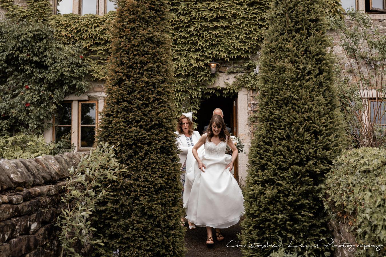 Out Barn Wedding - Clough Bottom - 11