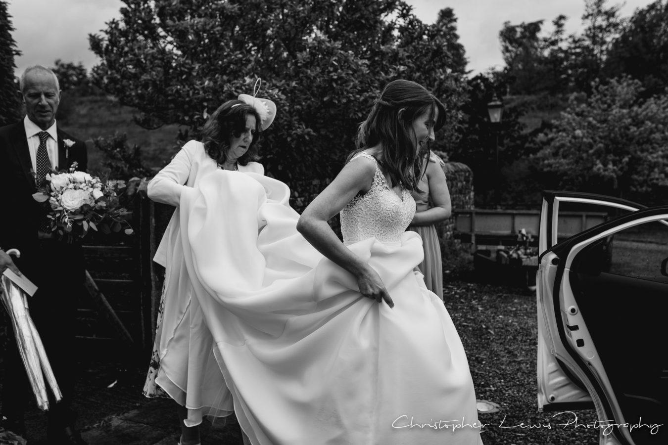 Out Barn Wedding - Clough Bottom - 12