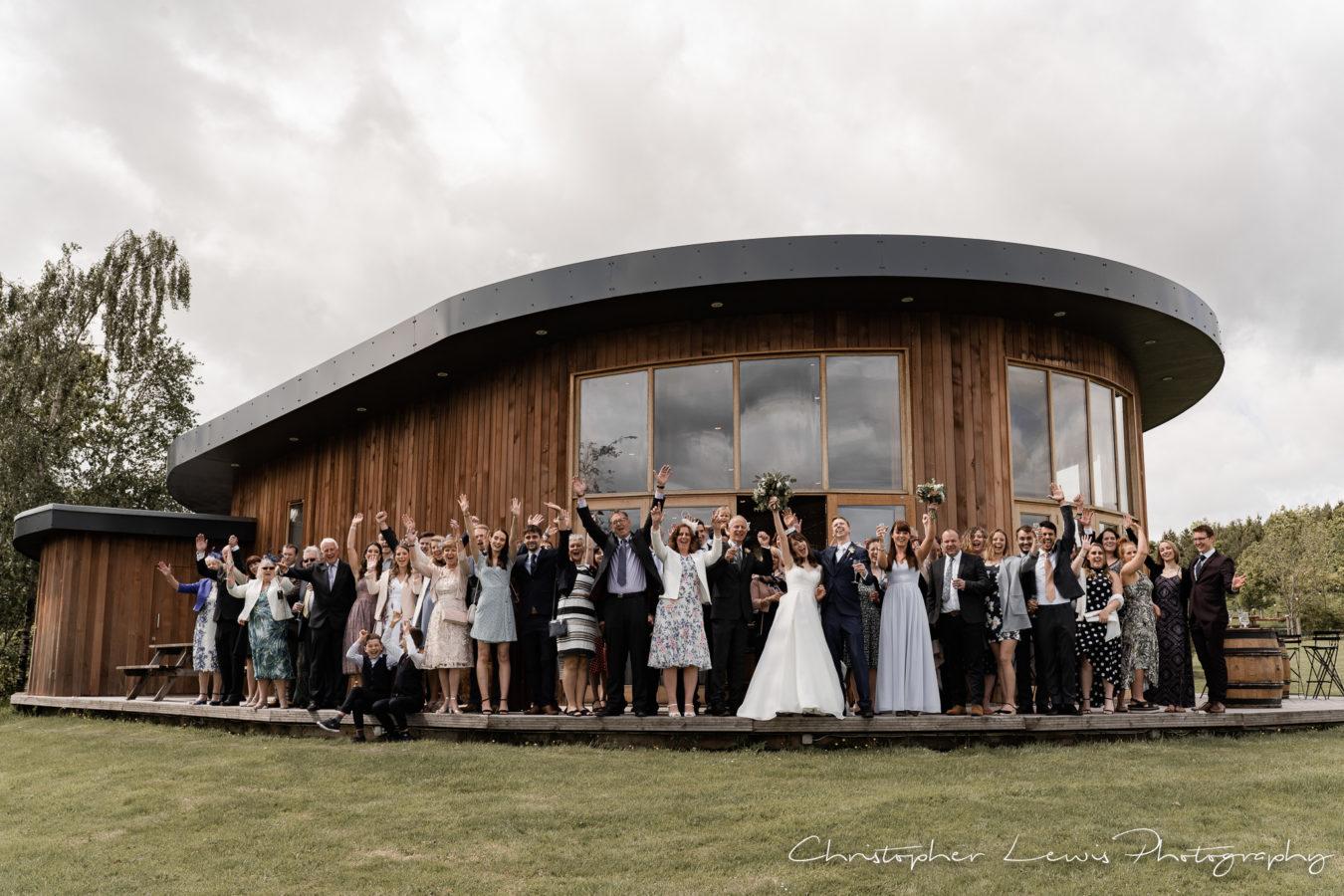 Out Barn Wedding - Clough Bottom - 29