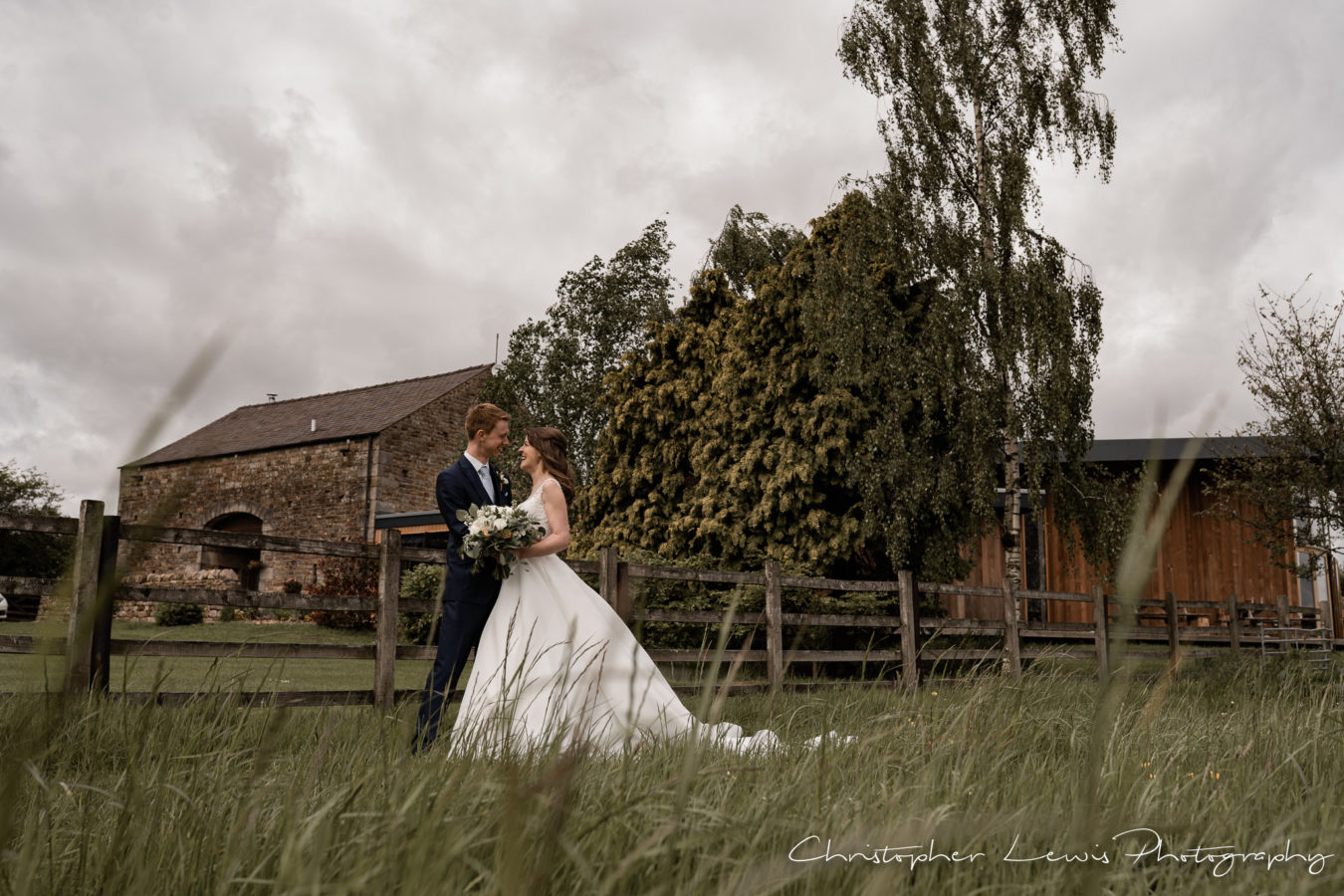 Out Barn Wedding - Clough Bottom - 30