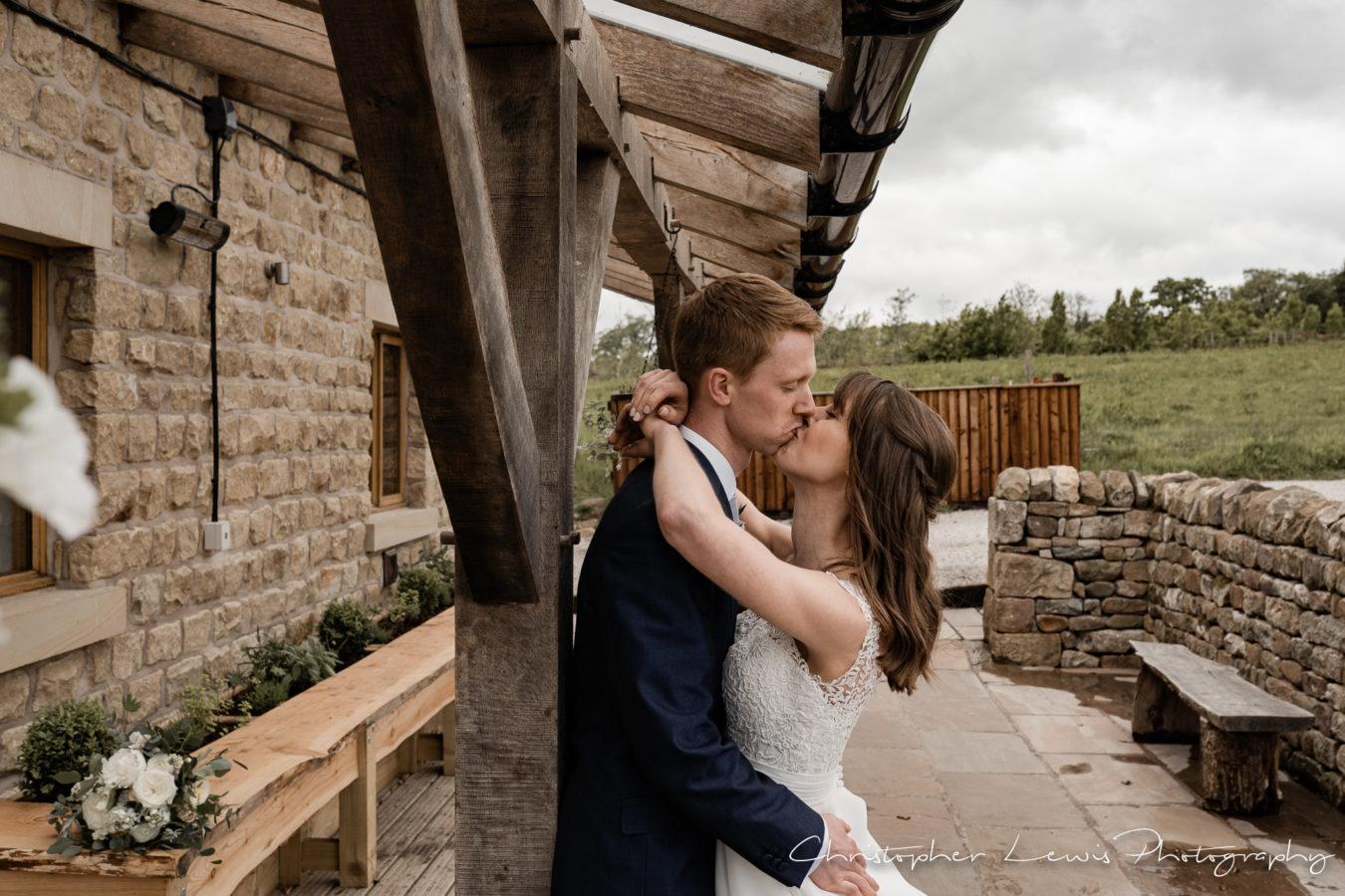Out Barn Wedding - Clough Bottom - 32