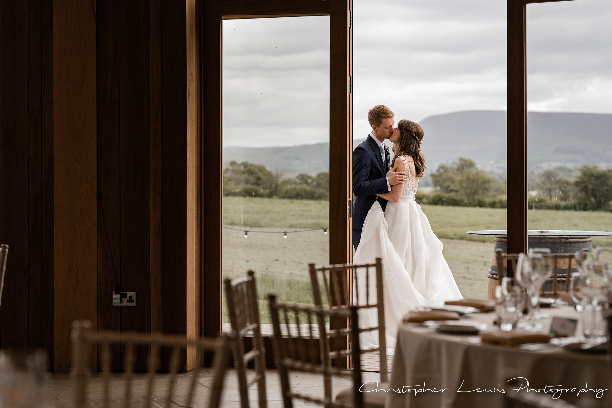 OutBarn Wedding - Christopher Lewis Photography