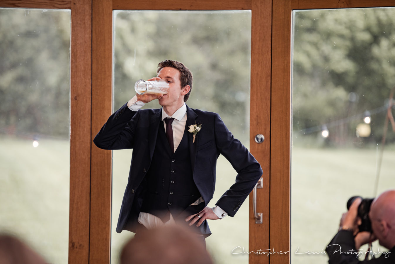 Out Barn Wedding - Clough Bottom - 39