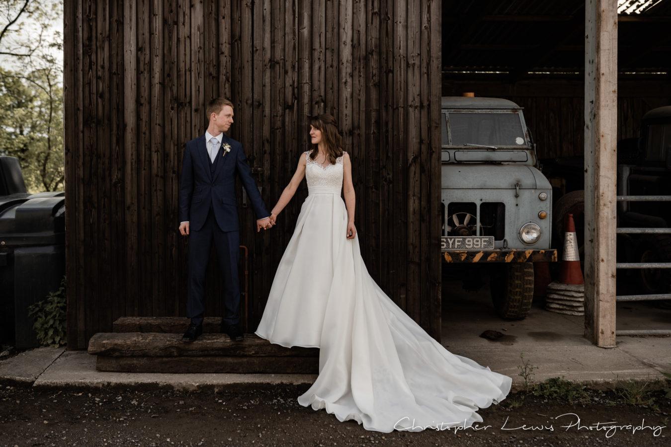 Out Barn Wedding - Clough Bottom - 52