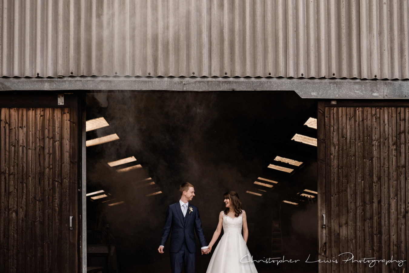 Out Barn Wedding - Clough Bottom - 53