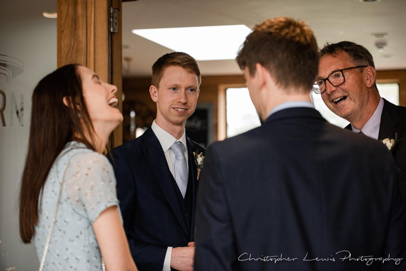 Out Barn Wedding - Clough Bottom - 7
