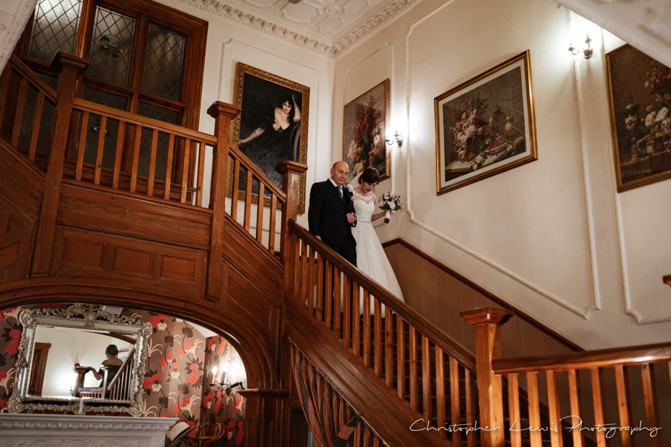 Nunsmere Hall Wedding - 13
