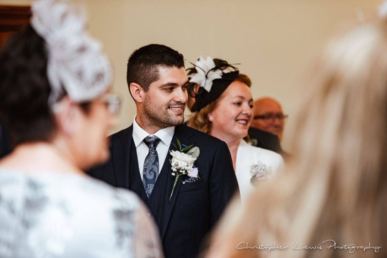 Nunsmere Hall Wedding - 18