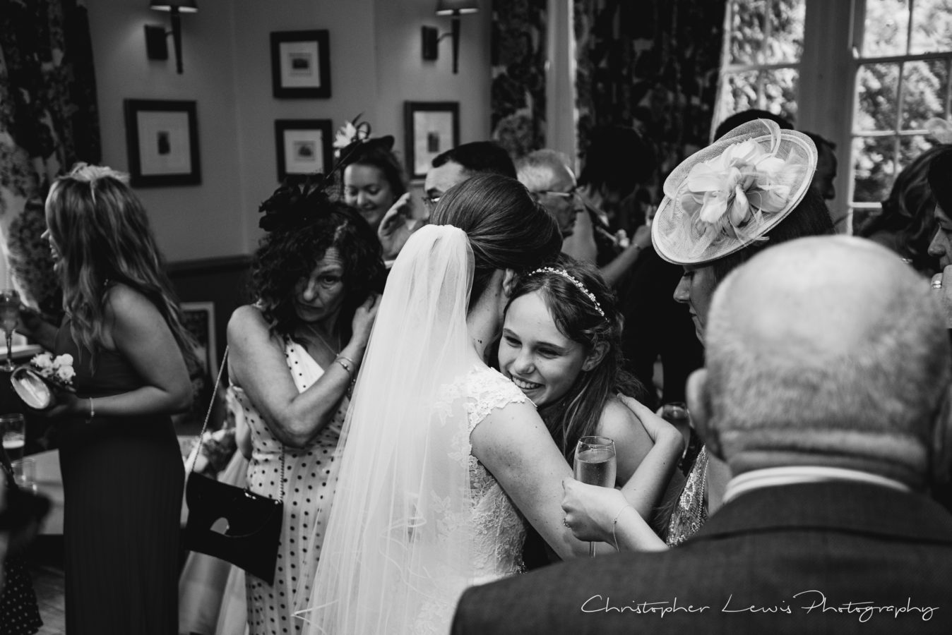 Nunsmere Hall Wedding - 31