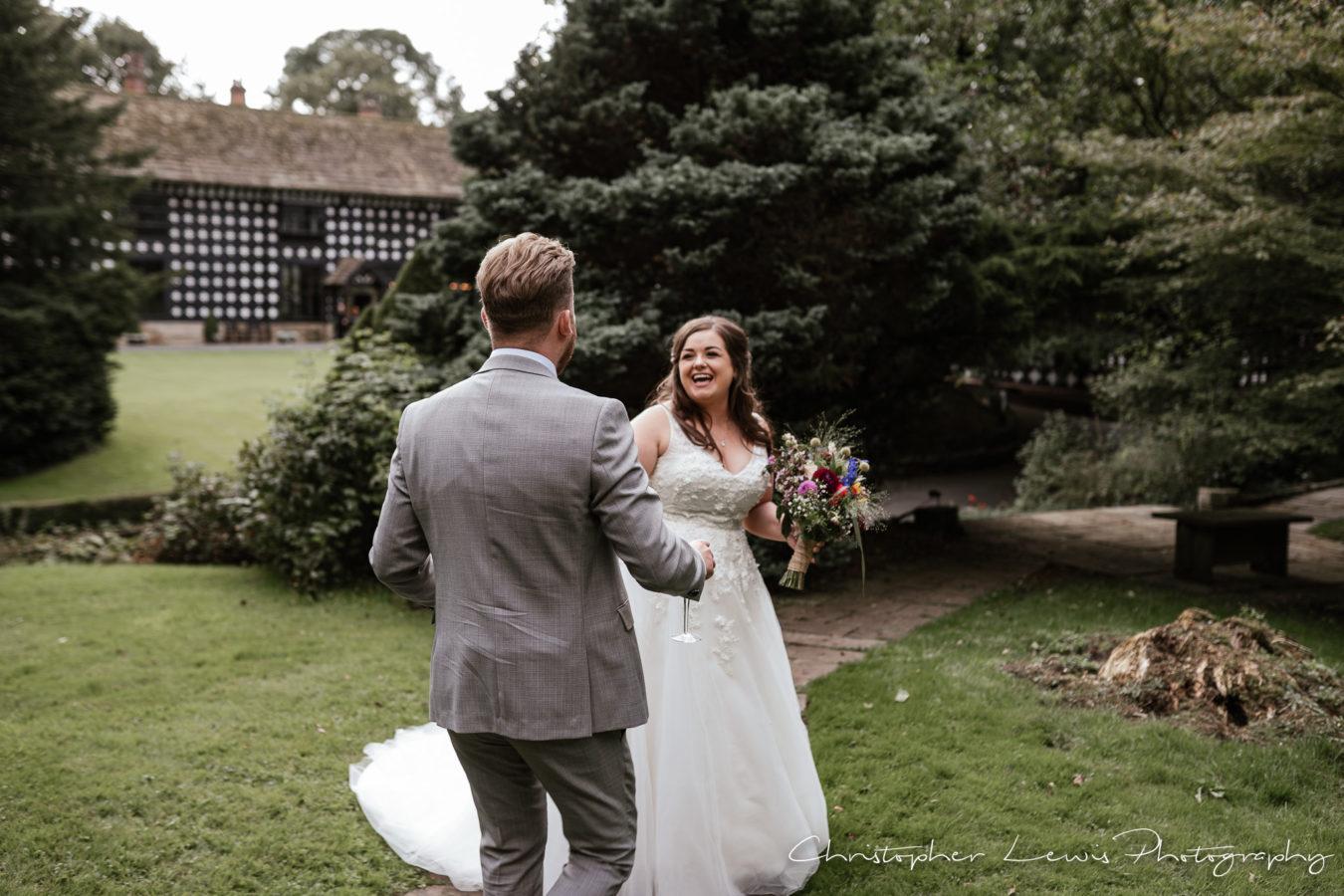 Salmesbury Hall Wedding - 16