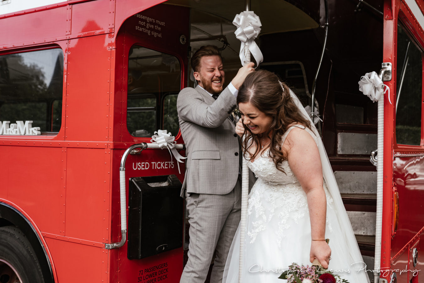 Salmesbury Hall Wedding - 20