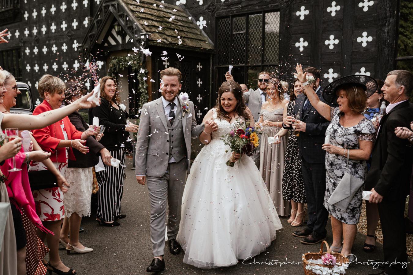 Salmesbury Hall Wedding - 27