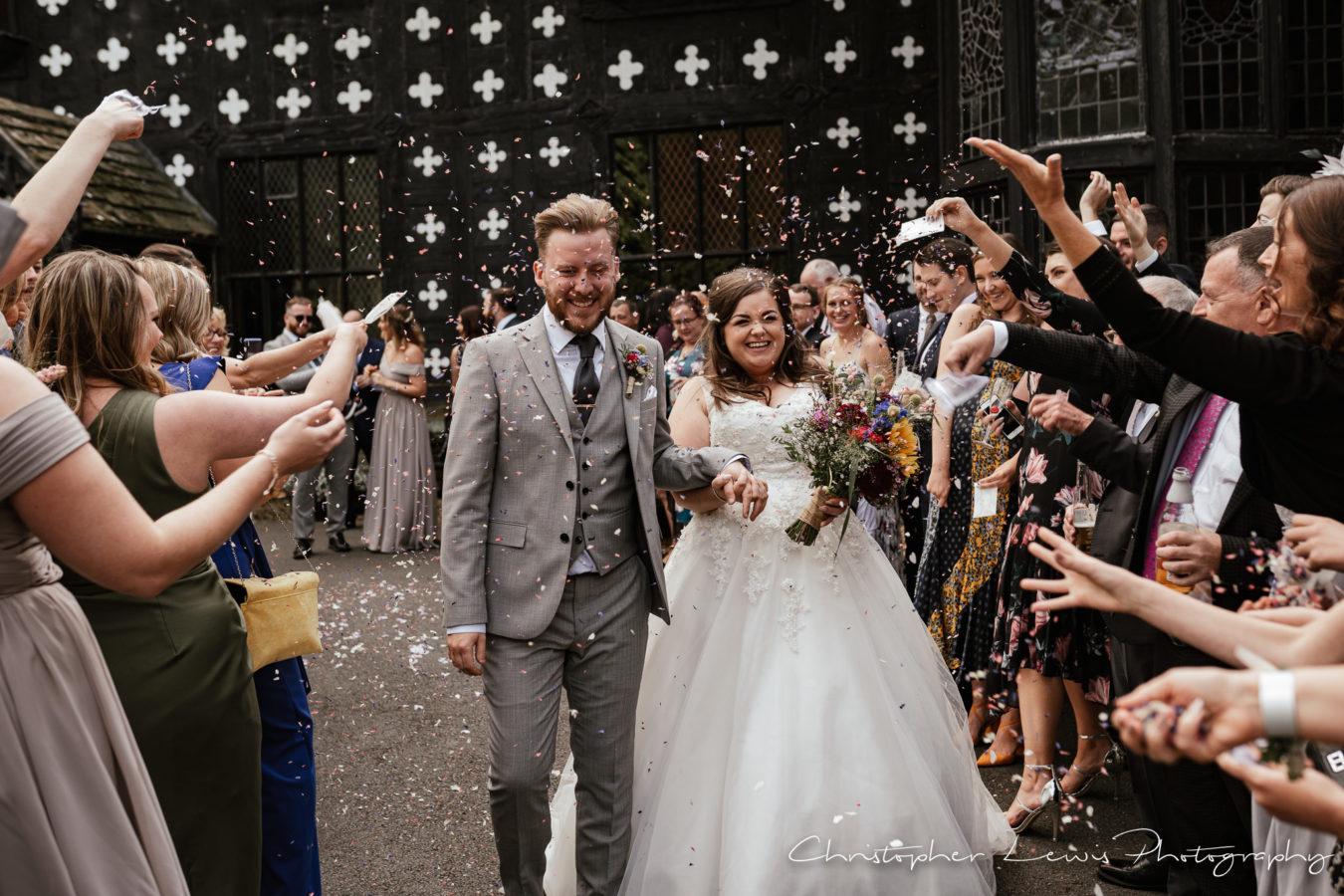 Salmesbury Hall Wedding - 28