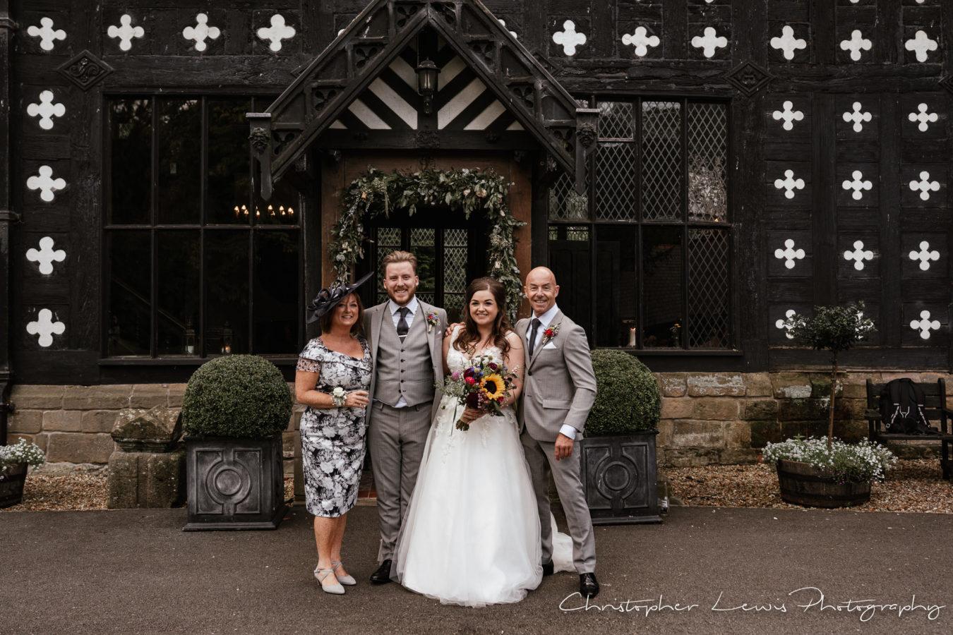 Salmesbury Hall Wedding - 32
