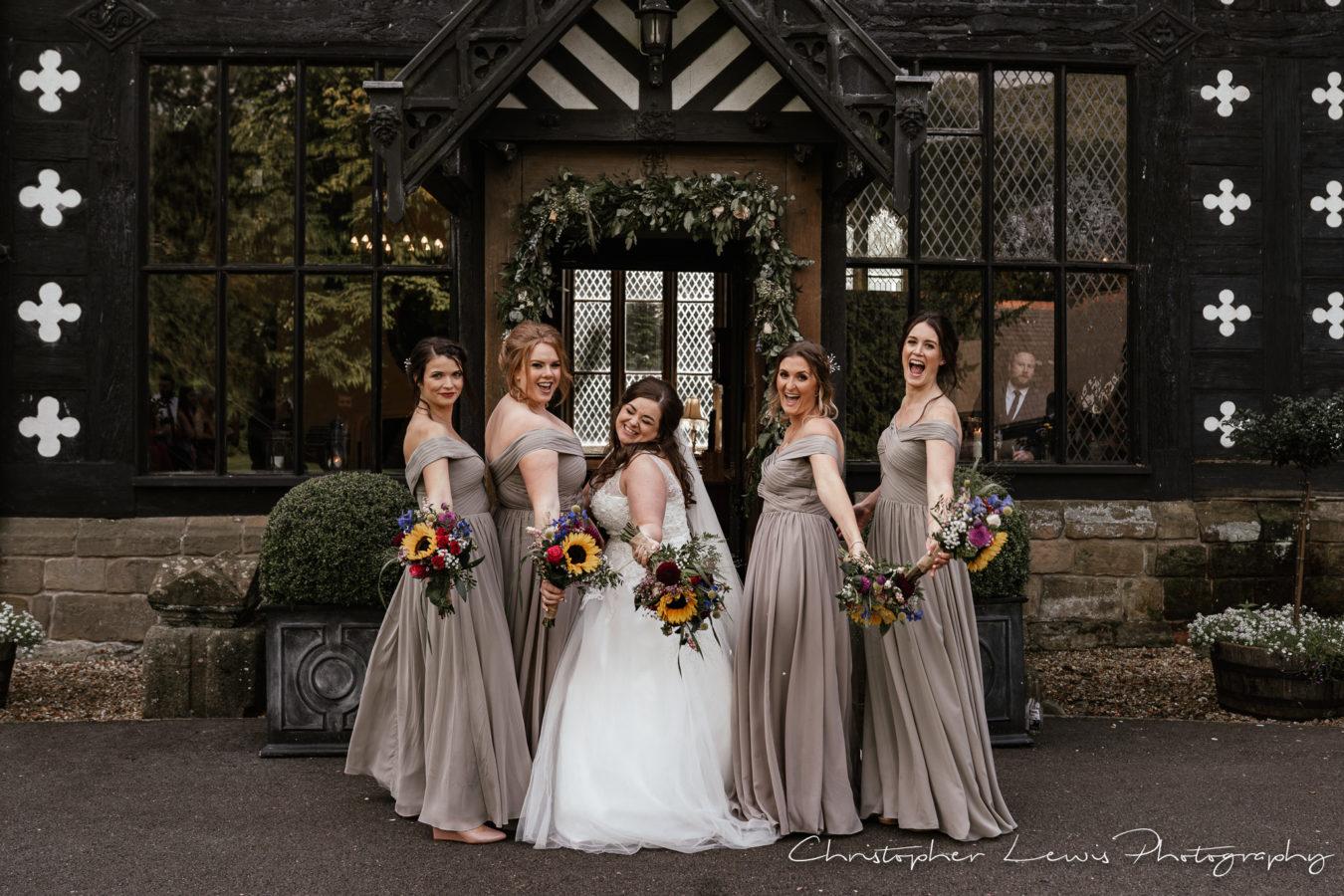 Salmesbury Hall Wedding - 35