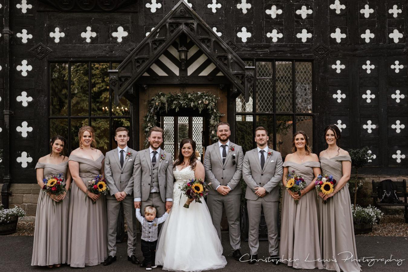 Salmesbury Hall Wedding - 36