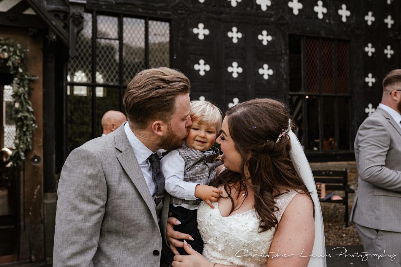 Salmesbury Hall Wedding - 37