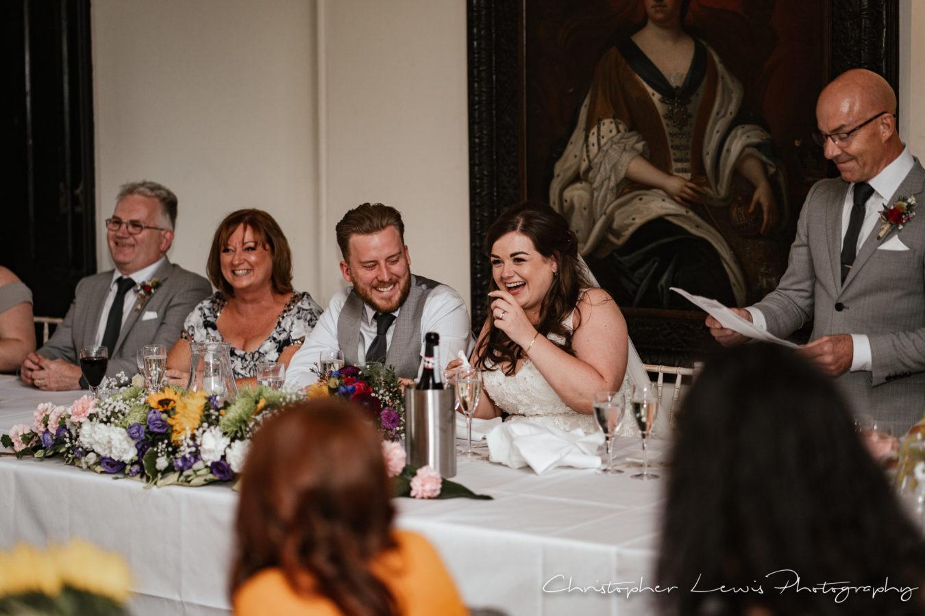 Salmesbury Hall Wedding - 40