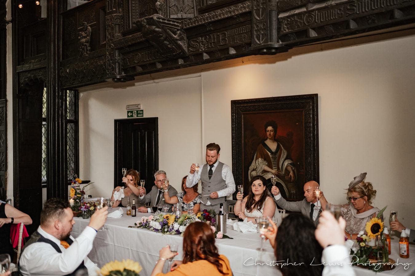 Salmesbury Hall Wedding - 41