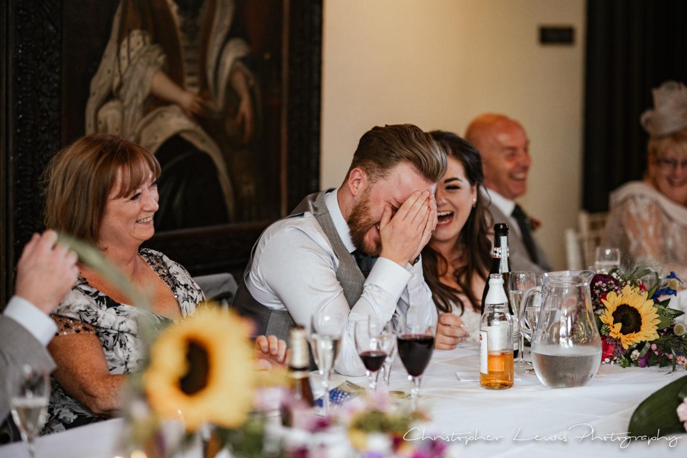 Salmesbury Hall Wedding - 42