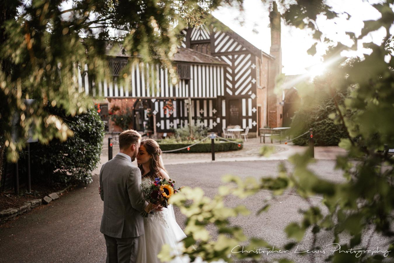 Salmesbury Hall Wedding - 44