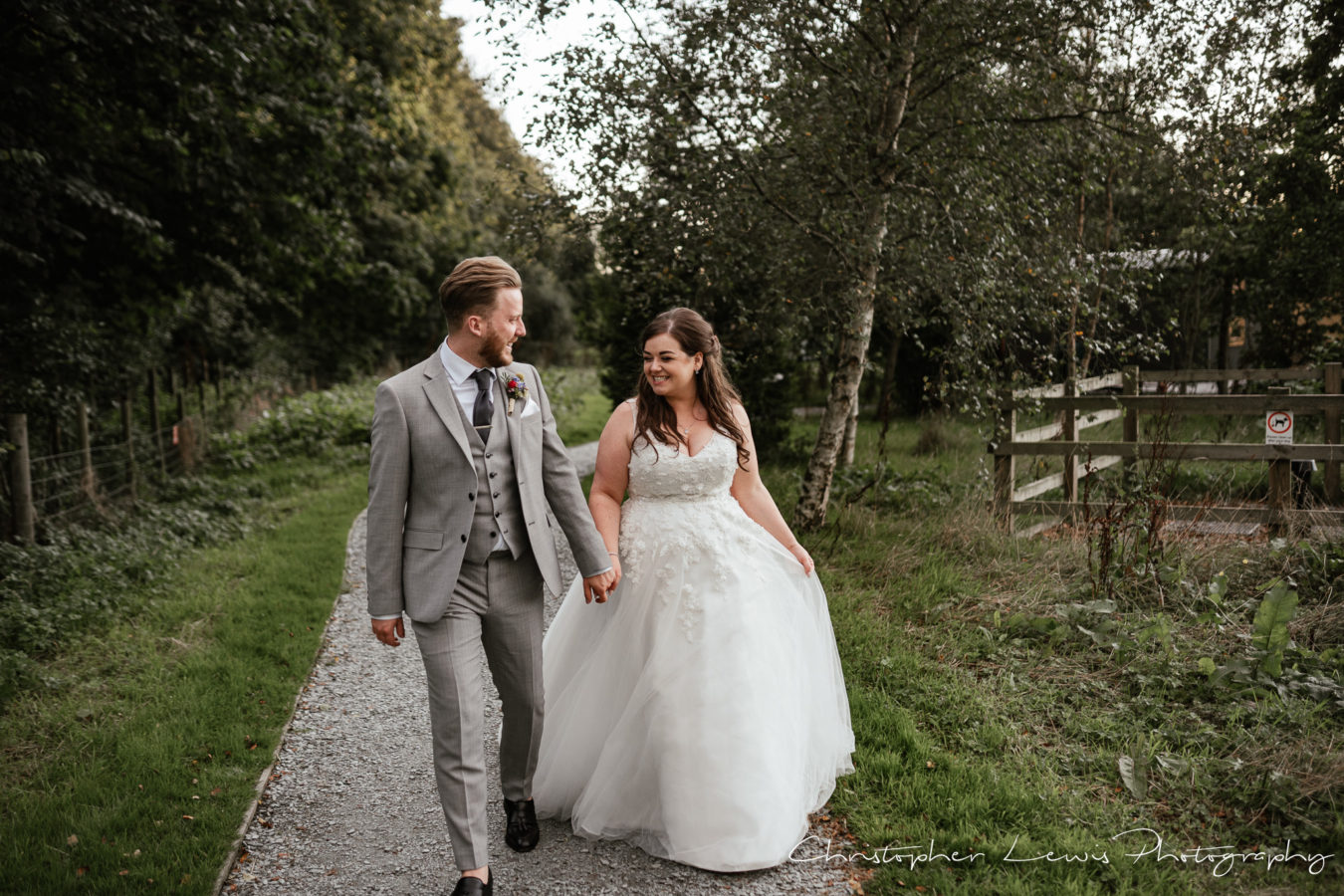 Salmesbury Hall Wedding - 47