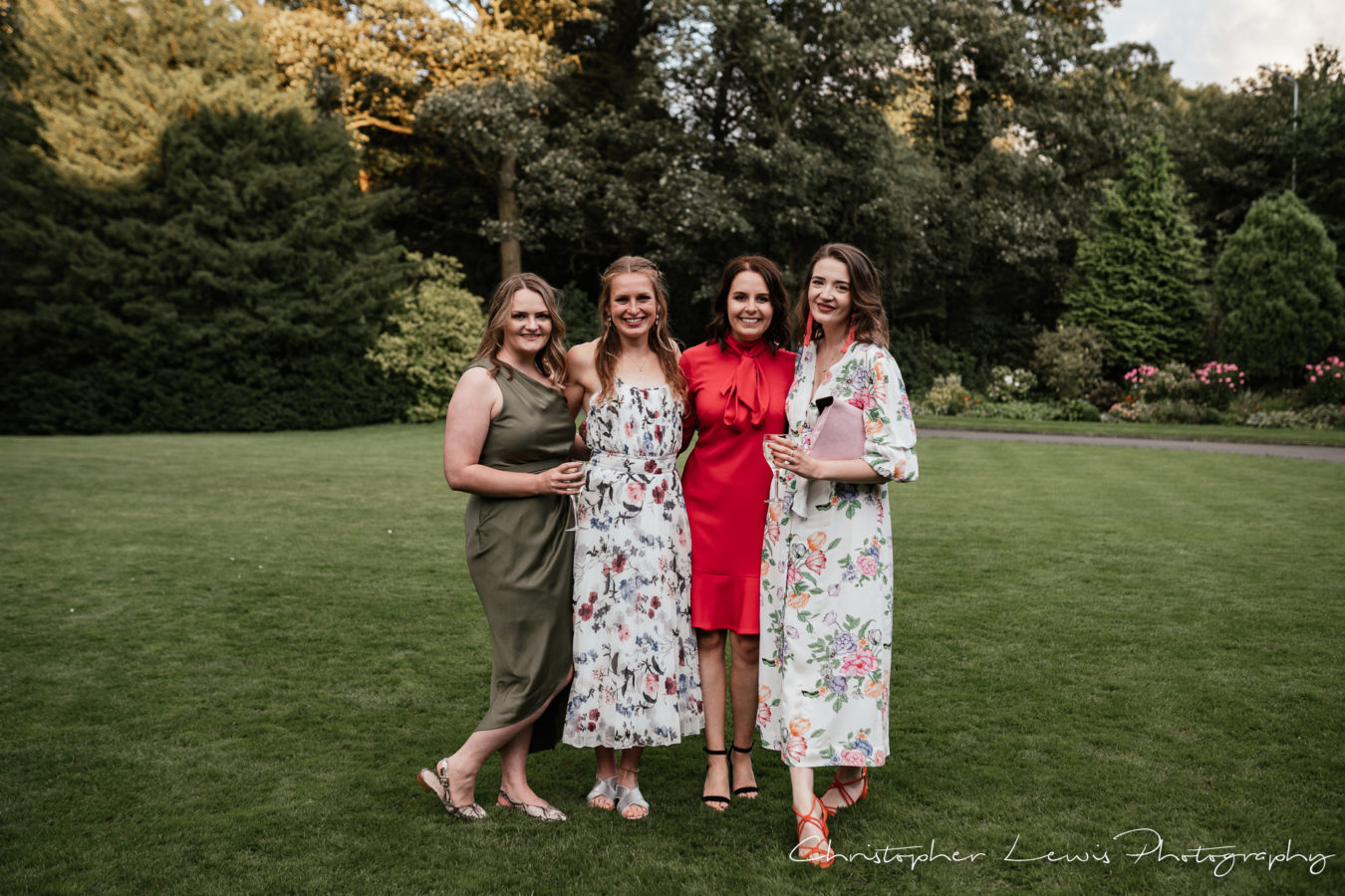 Salmesbury Hall Wedding - 48