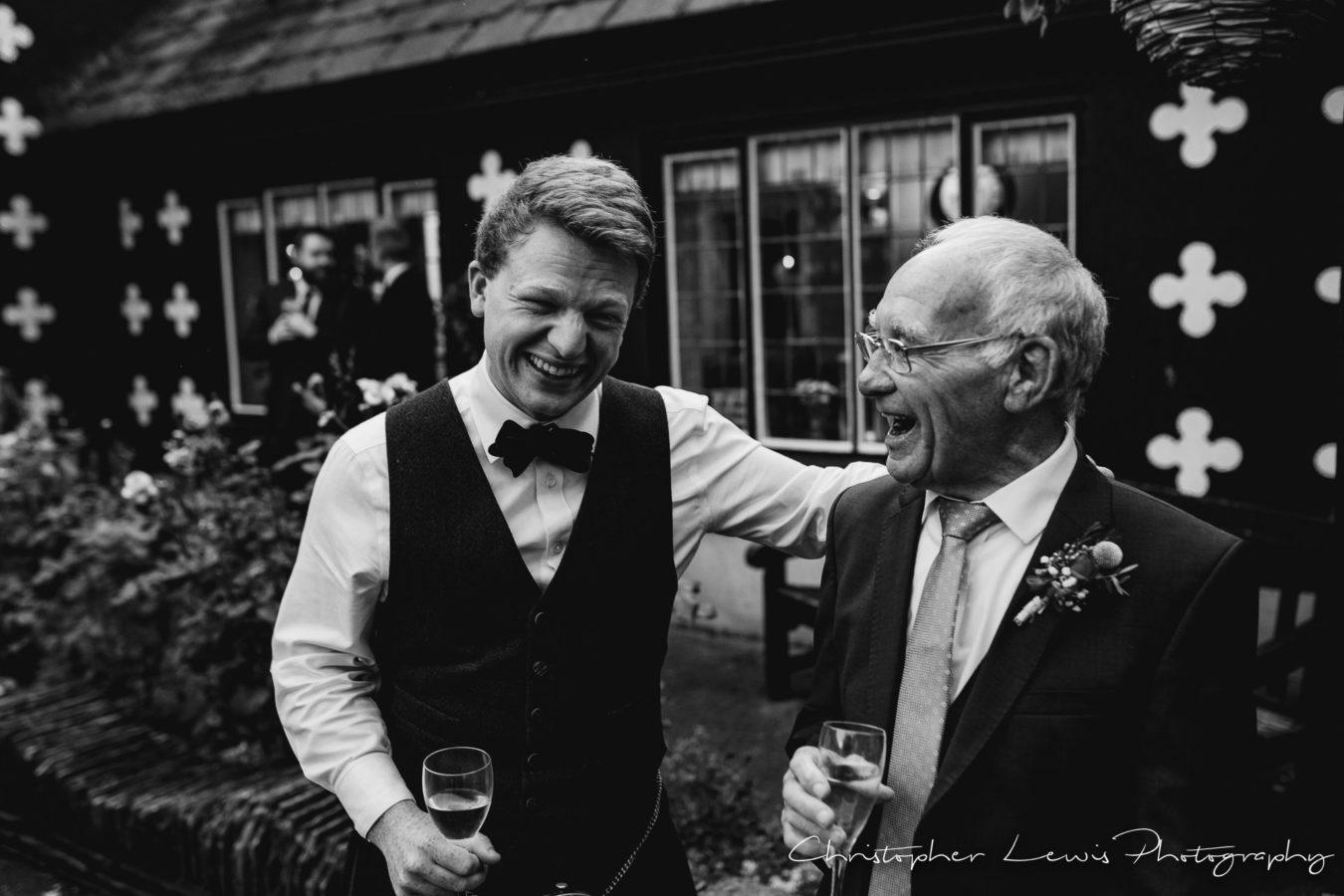 Salmesbury Hall Wedding - 49