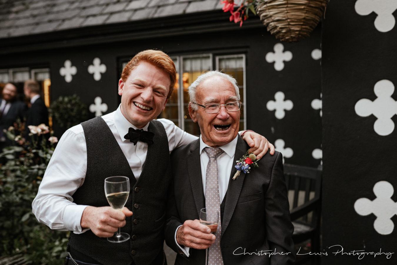 Salmesbury Hall Wedding - 50