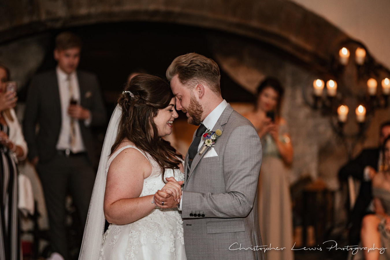Salmesbury Hall Wedding - 51