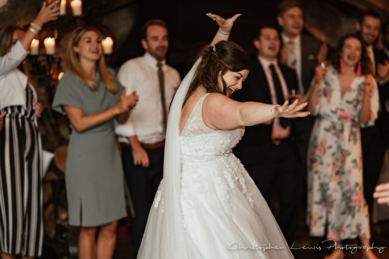 Salmesbury Hall Wedding - 55