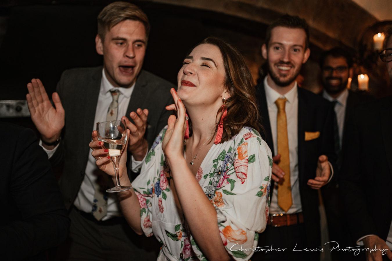 Salmesbury Hall Wedding - 56