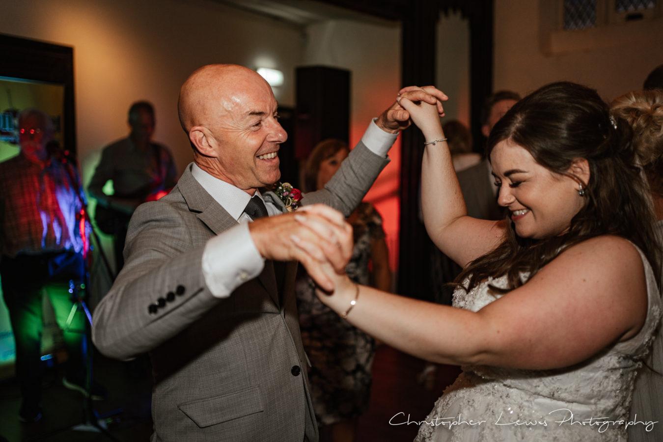 Salmesbury Hall Wedding - 57