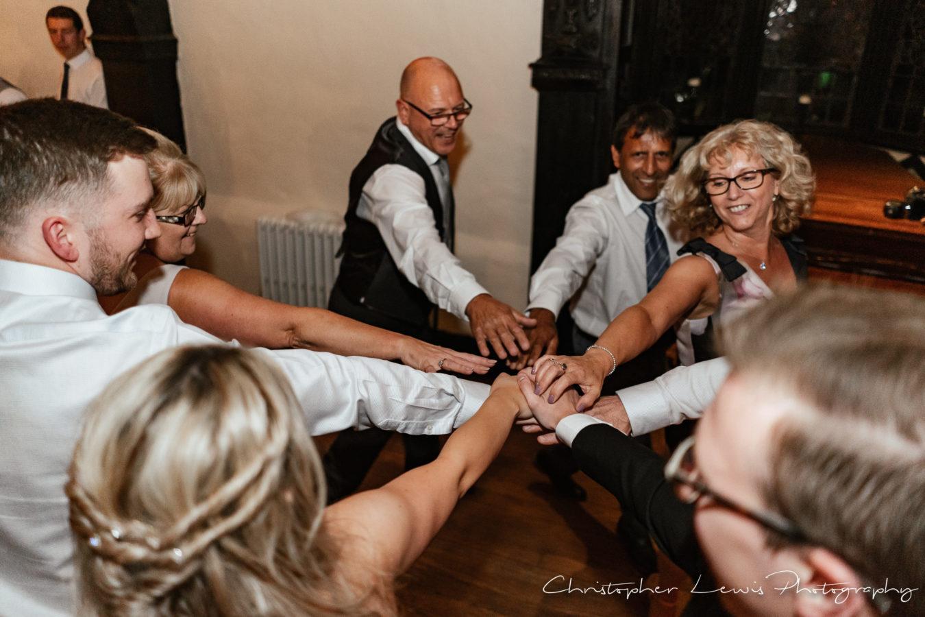 Salmesbury Hall Wedding - 62
