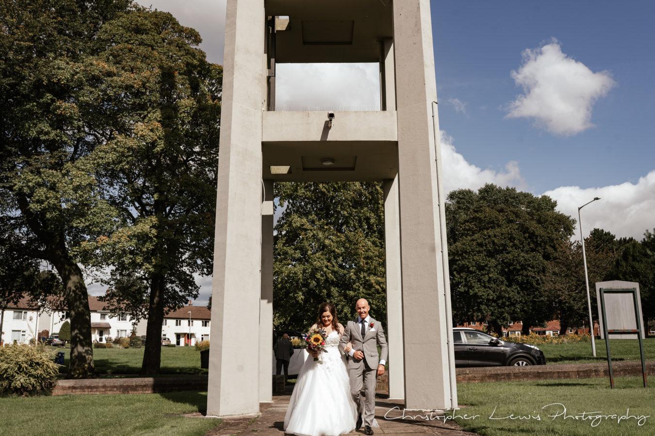 Salmesbury Hall Wedding - 9