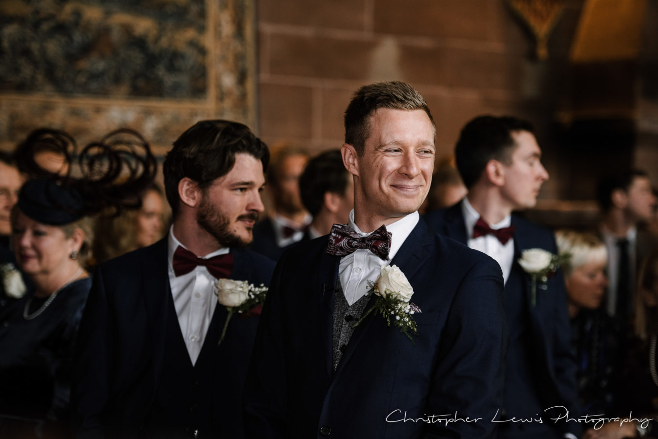 Peckforton Castle Wedding - 12