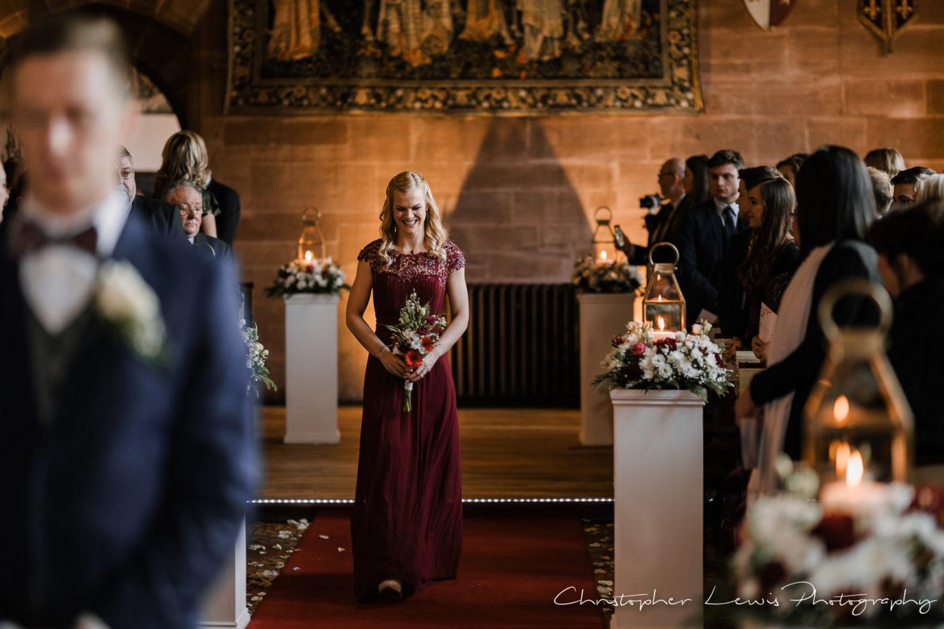Peckforton Castle Wedding - 13