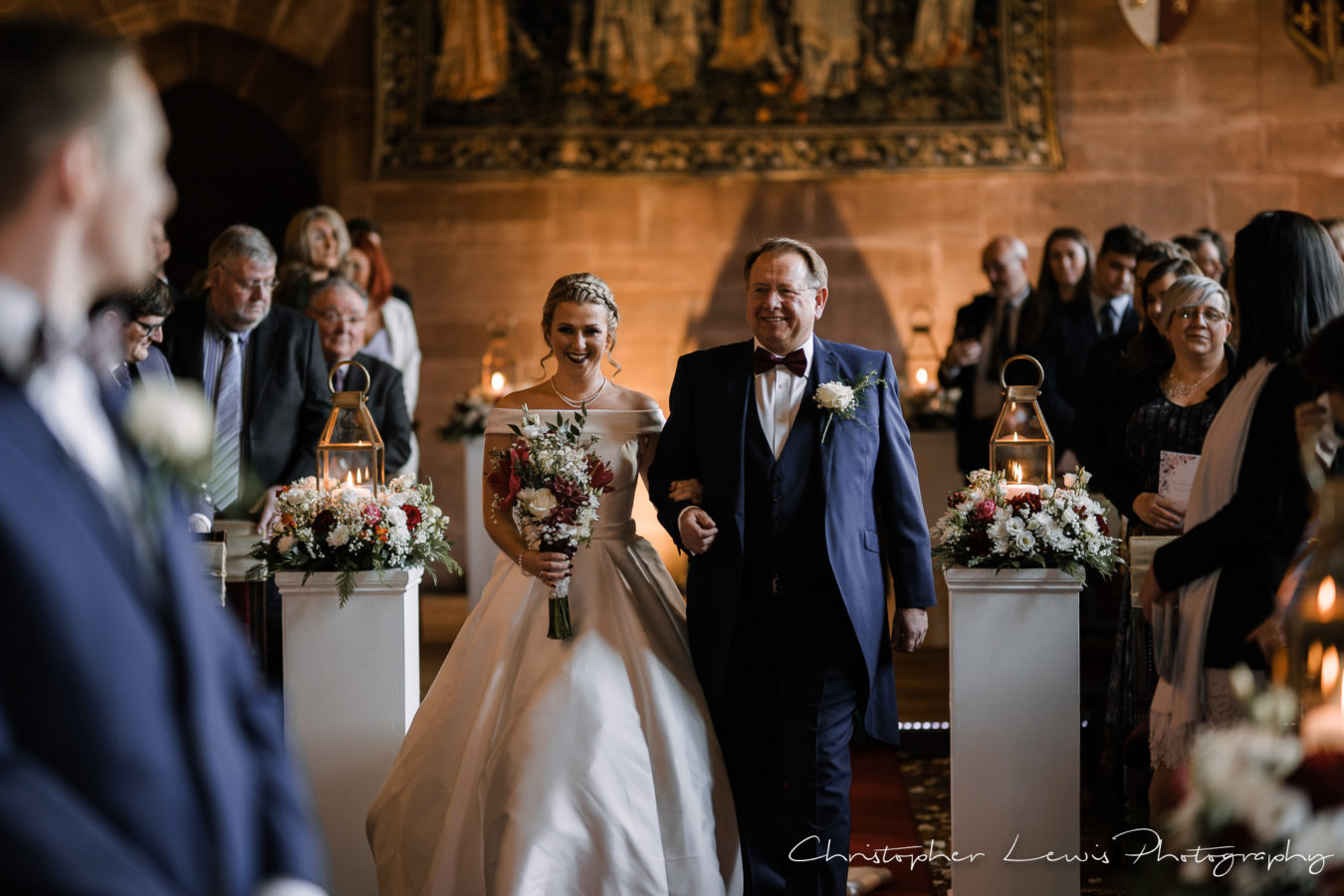 Peckforton Castle Wedding - 14