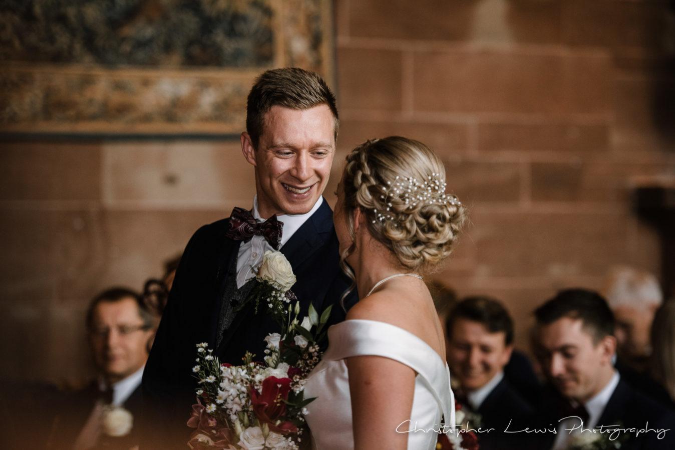 Peckforton Castle Wedding - 16