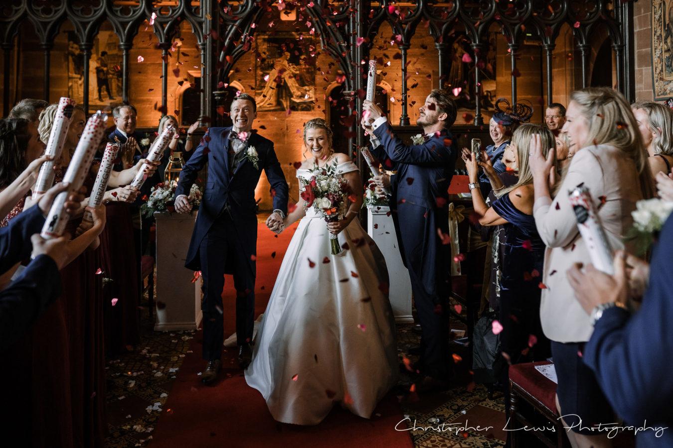 Peckforton Castle Wedding - 23