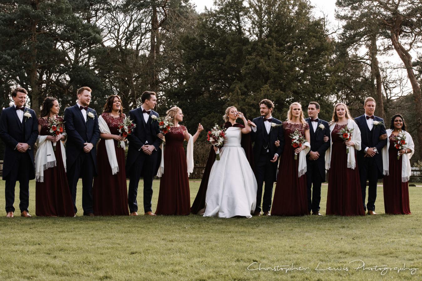 Peckforton Castle Wedding - 24