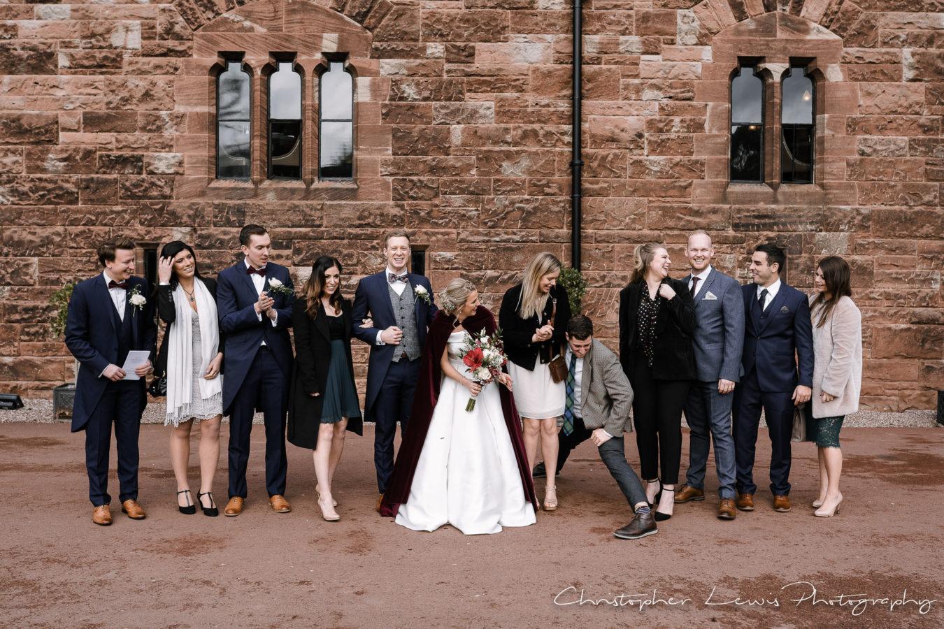 Peckforton Castle Wedding - 26