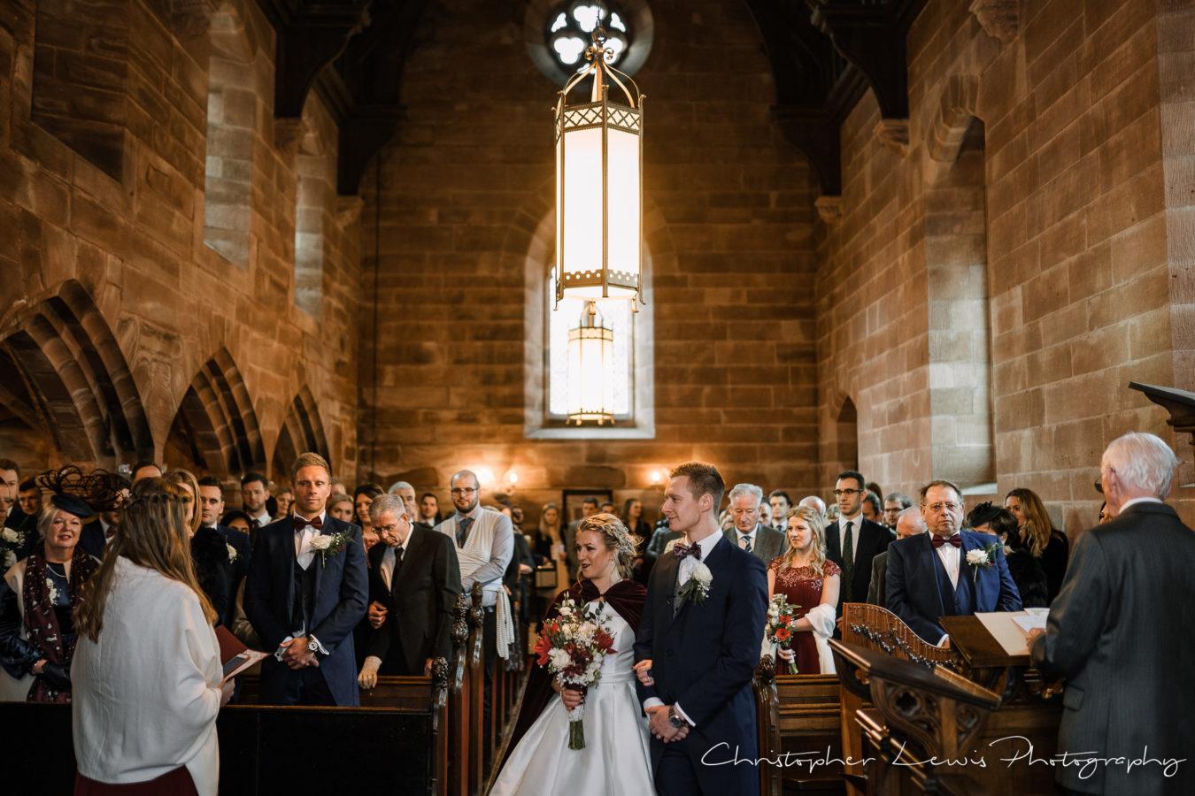 Peckforton Castle Wedding - 28