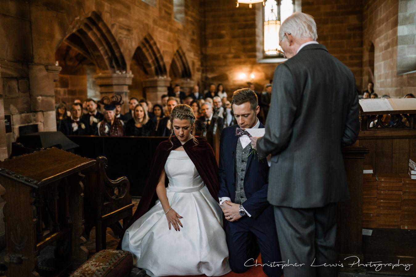 Peckforton Castle Wedding - 29