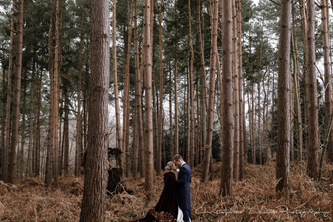 Peckforton Castle Wedding - 34