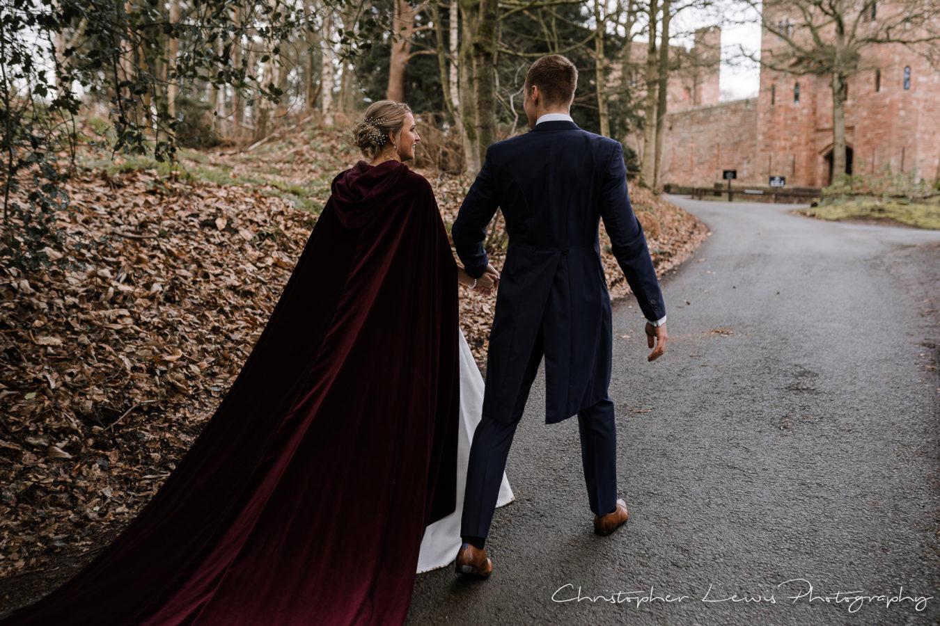 Peckforton Castle Wedding - 35