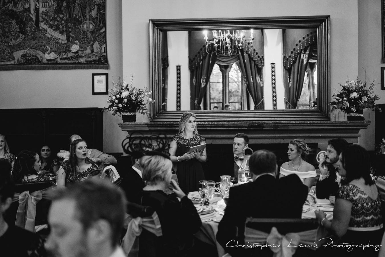 Peckforton Castle Wedding - 37